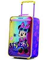 "American Tourister Disney Minnie 18"" Upright Softside"