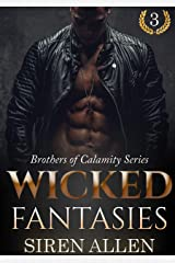 Wicked Fantasies: BWWM Paranormal Romance (Brothers of Calamity Book 3) Kindle Edition