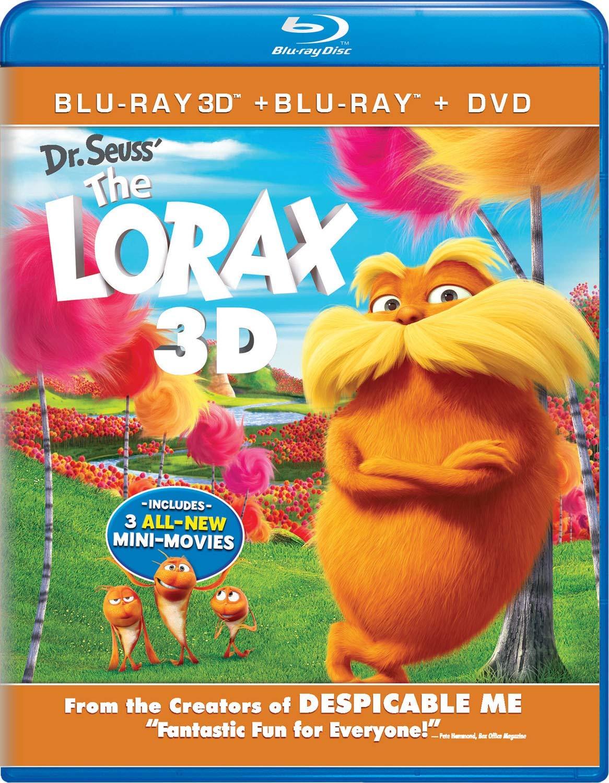 Le Lorax [Francia] [Blu-ray]: Amazon.es: Chris Renaud, Kyle Balda: Cine y Series TV