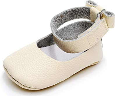 Bebila Ankle Strap Genuine Leather Baby