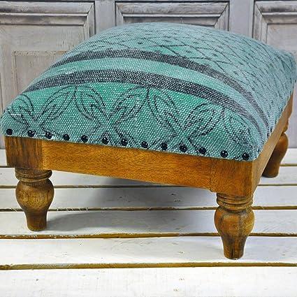Tradicional Tribal inspirado Kilim Stonewashed tela tapizado ...