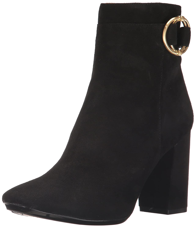 Calvin Klein Women's Cedrica Ankle Boot B071JNH3H6 5.5 B(M) US|Black