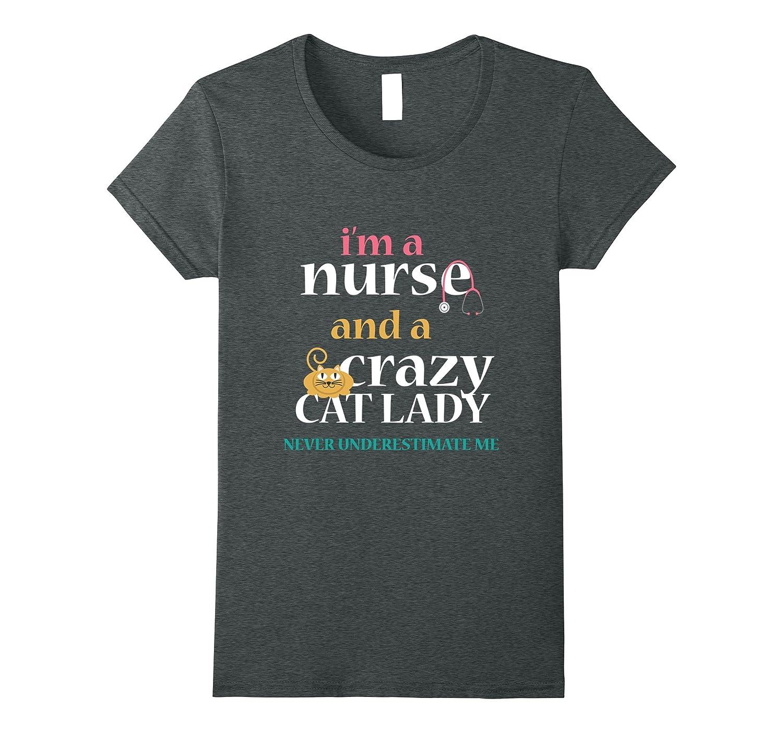 Nurse Funny T Shirt Nursing Student-Tovacu