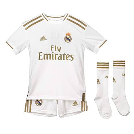 Real Madrid Kit - Personalizable - Primera Equipación Original ...