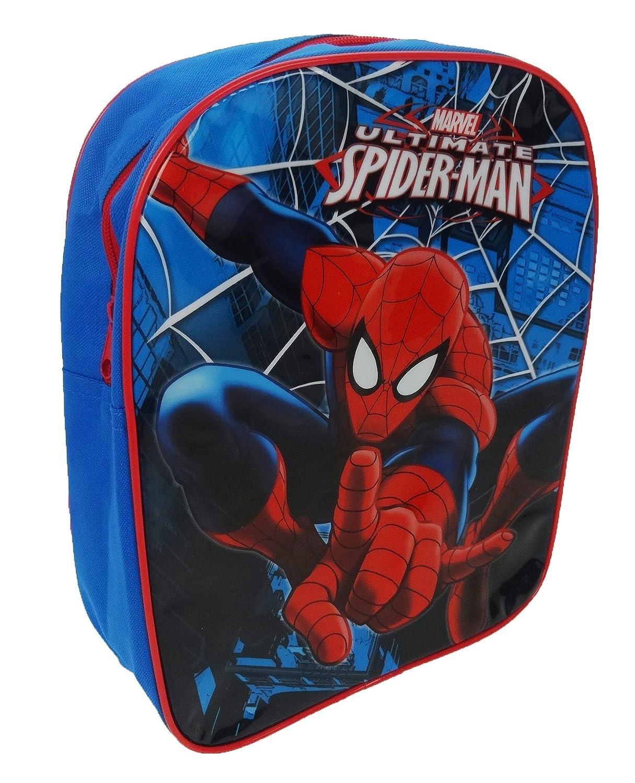 Spiderman Mochila infantil, azul (Azul) - SPID001190