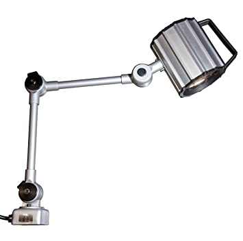 Viwanda Lampe Halogene Pour Machines 24v 70w Avec Bras Articule