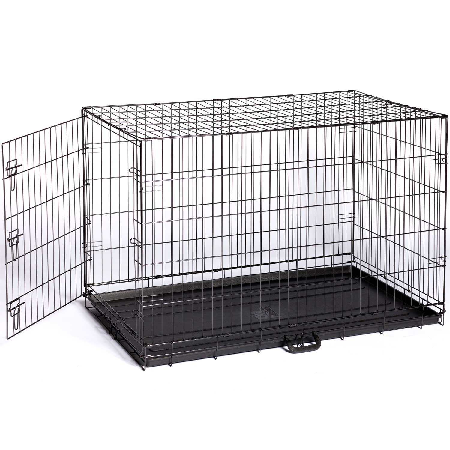 amazoncom home onthego single door dog crate e435 xlarge pet crates pet supplies - Precision Pet Products