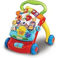 VTech First Steps Baby Walker- Interactive Educational Walking Walker - 505603 Multicolor