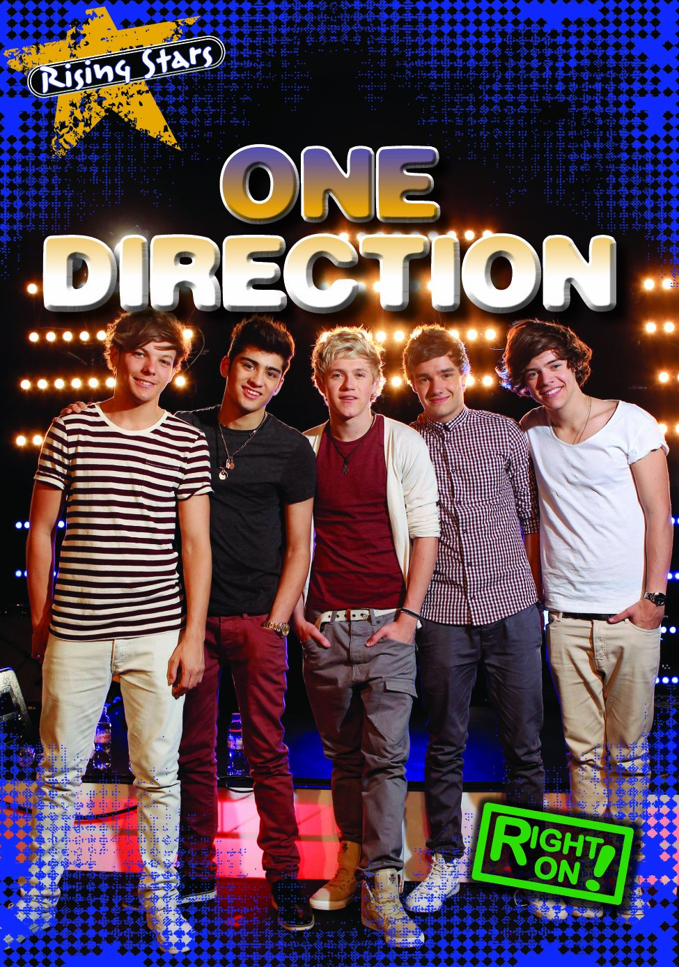 One Direction (Rising Stars (Library)) pdf epub