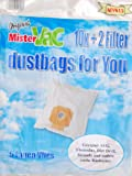 mistervac MV 612 Vacuum Cleaner Bag Fleece