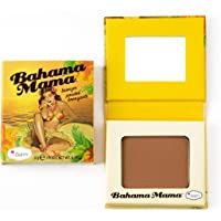 TheBalm Bahama Mama Bronzer, Shadow and Contour Powder (half size), 3g