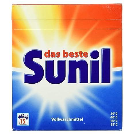 Sunil Aktiv Waschpulver 15WL, 1012 g: Amazon.de: Lebensmittel & Getränke