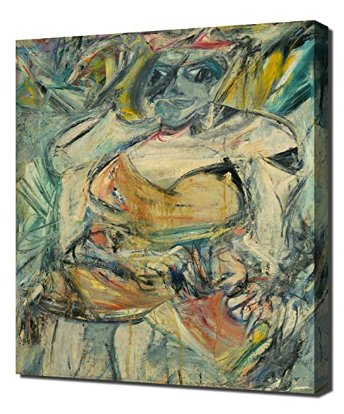 willem de kooning woman ii