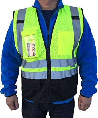 3C Products Class 2 Reflective Safety Vest