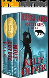 Jessica James Mysteries: volumes 1-3