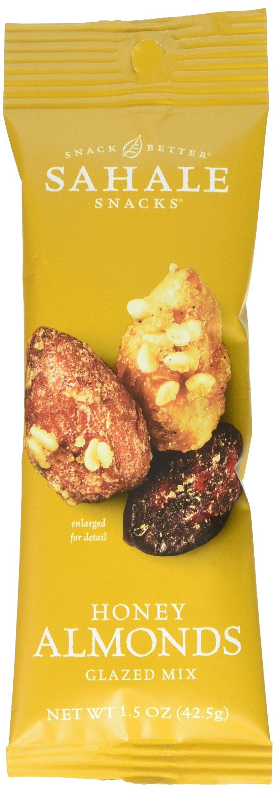 Sahale Snacks Honey Almonds Glazed Mix, 1.5 Oz