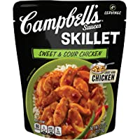 Campbell's Skillet Sauces, Sweet and Sour Chicken, 11 Ounce (Packaging May Vary)