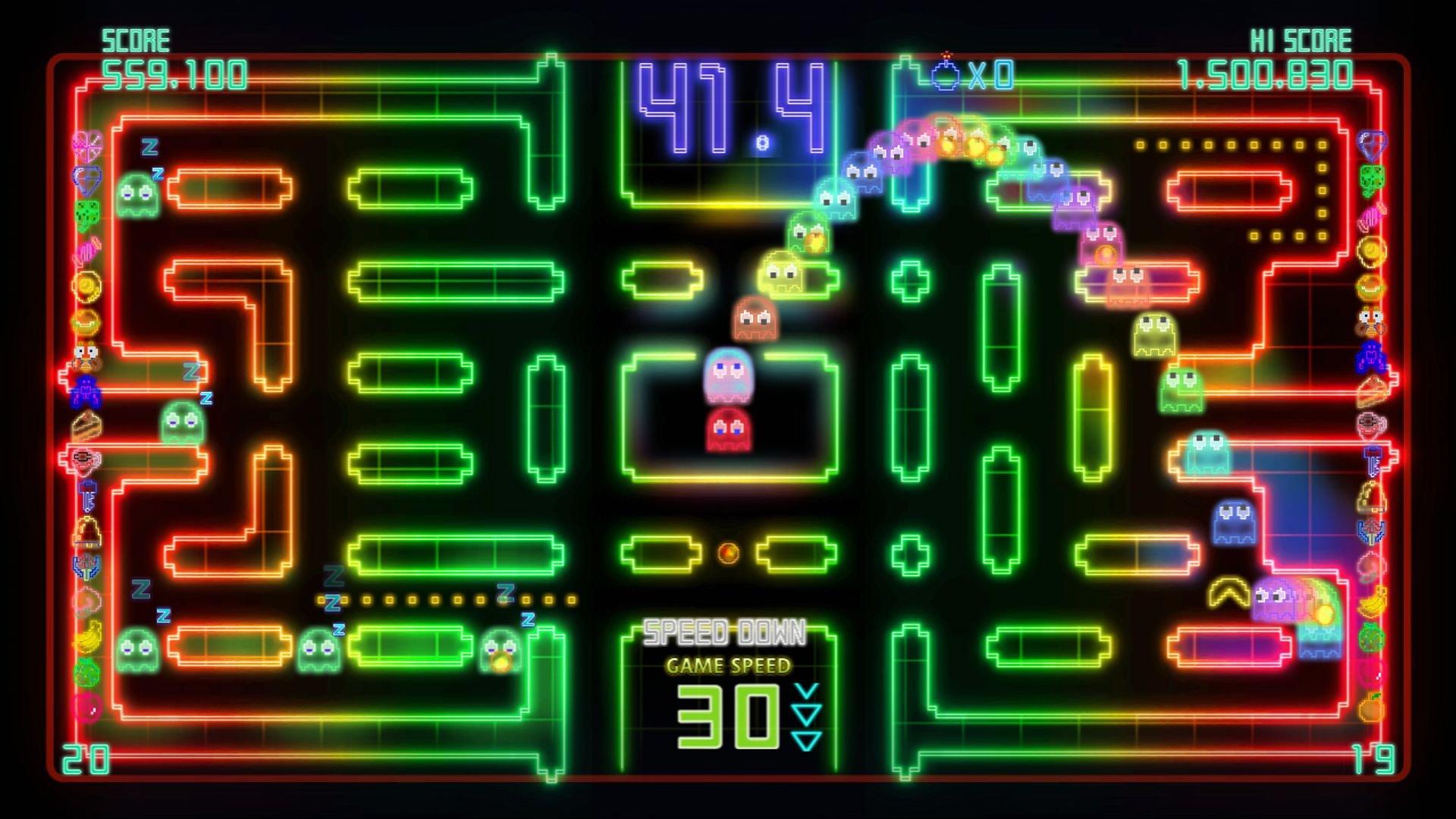 pac man championship edition 2 arcade game series playstation 4