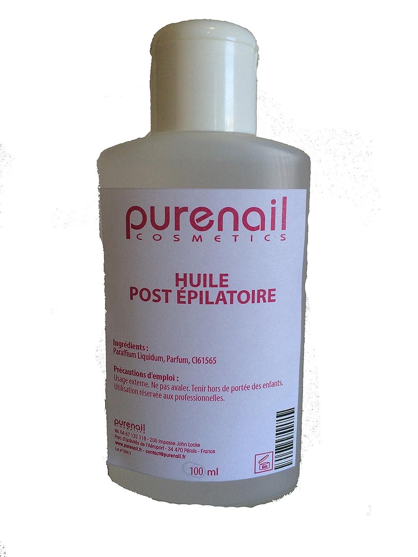 Aceite post-depilación 100ml, Promo de descubrimiento Purenail