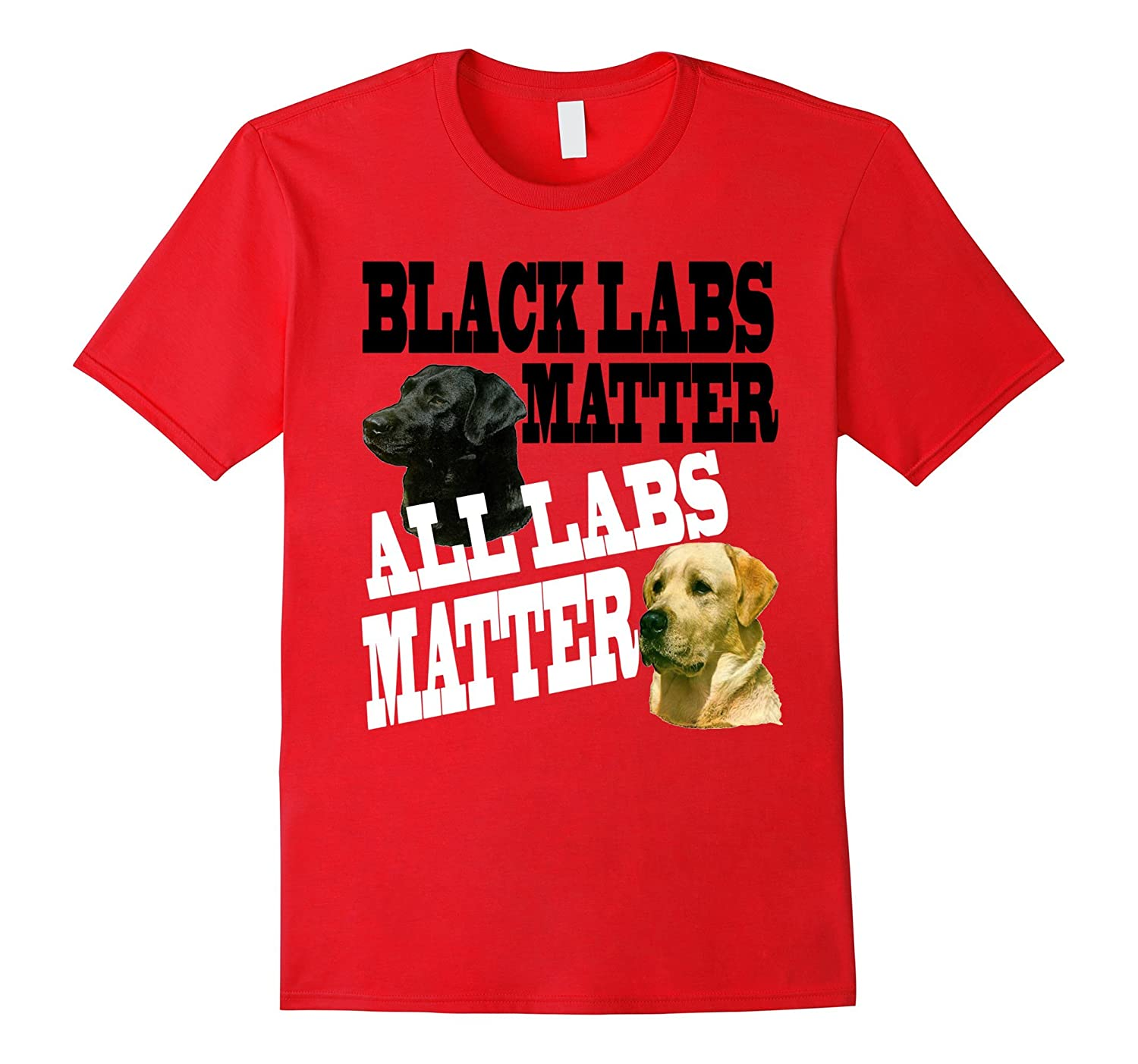 Black LABS Matter ALL Labs Matter-TD