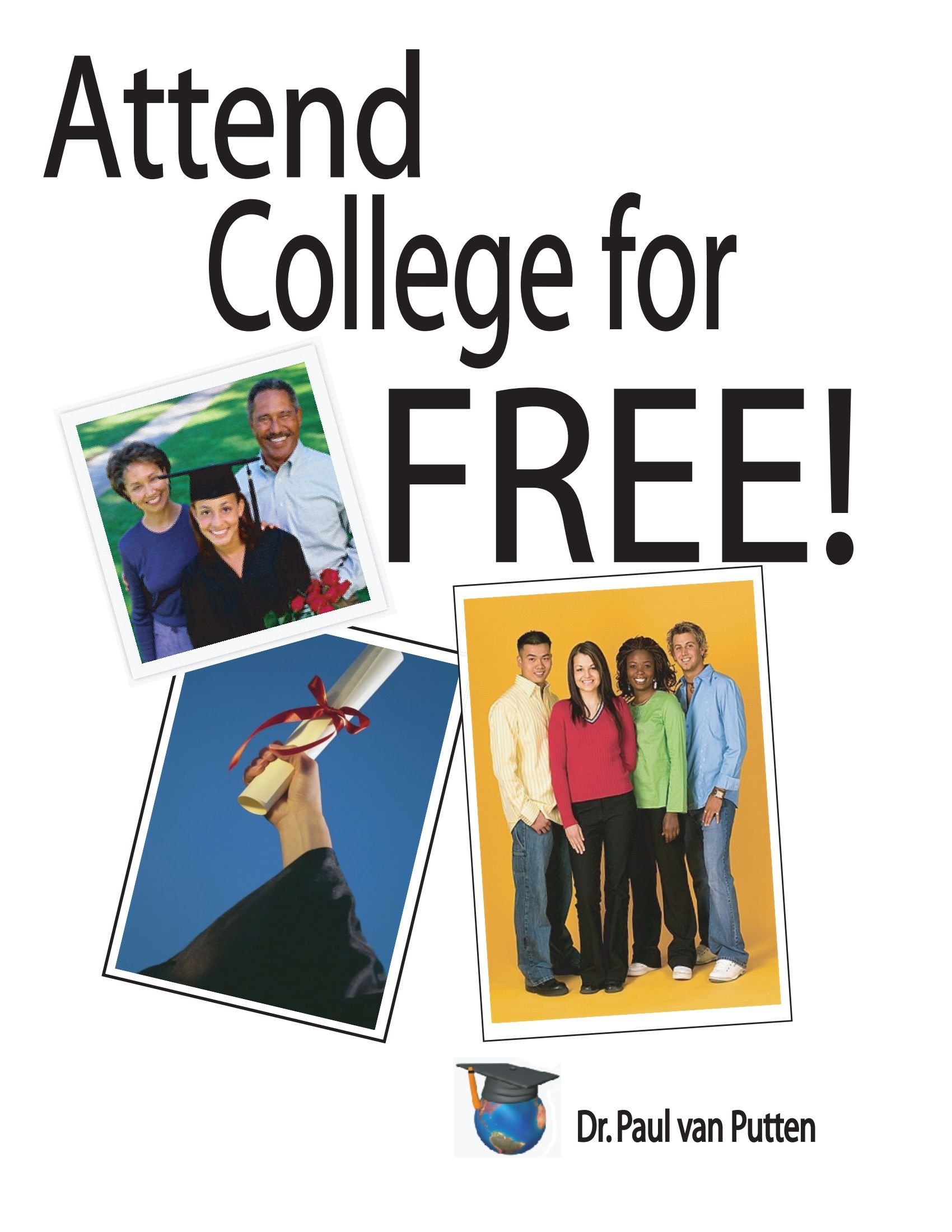 Attend College For Free PDF