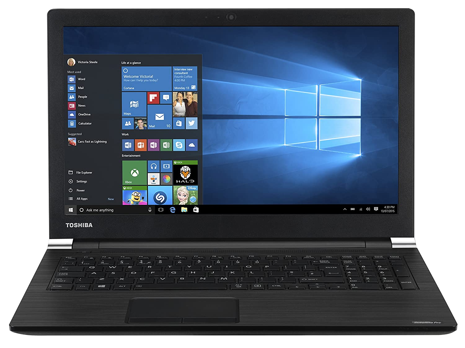 TOSHIBA SATELLITE PRO A50-A SYSTEM WINDOWS 8 DRIVER