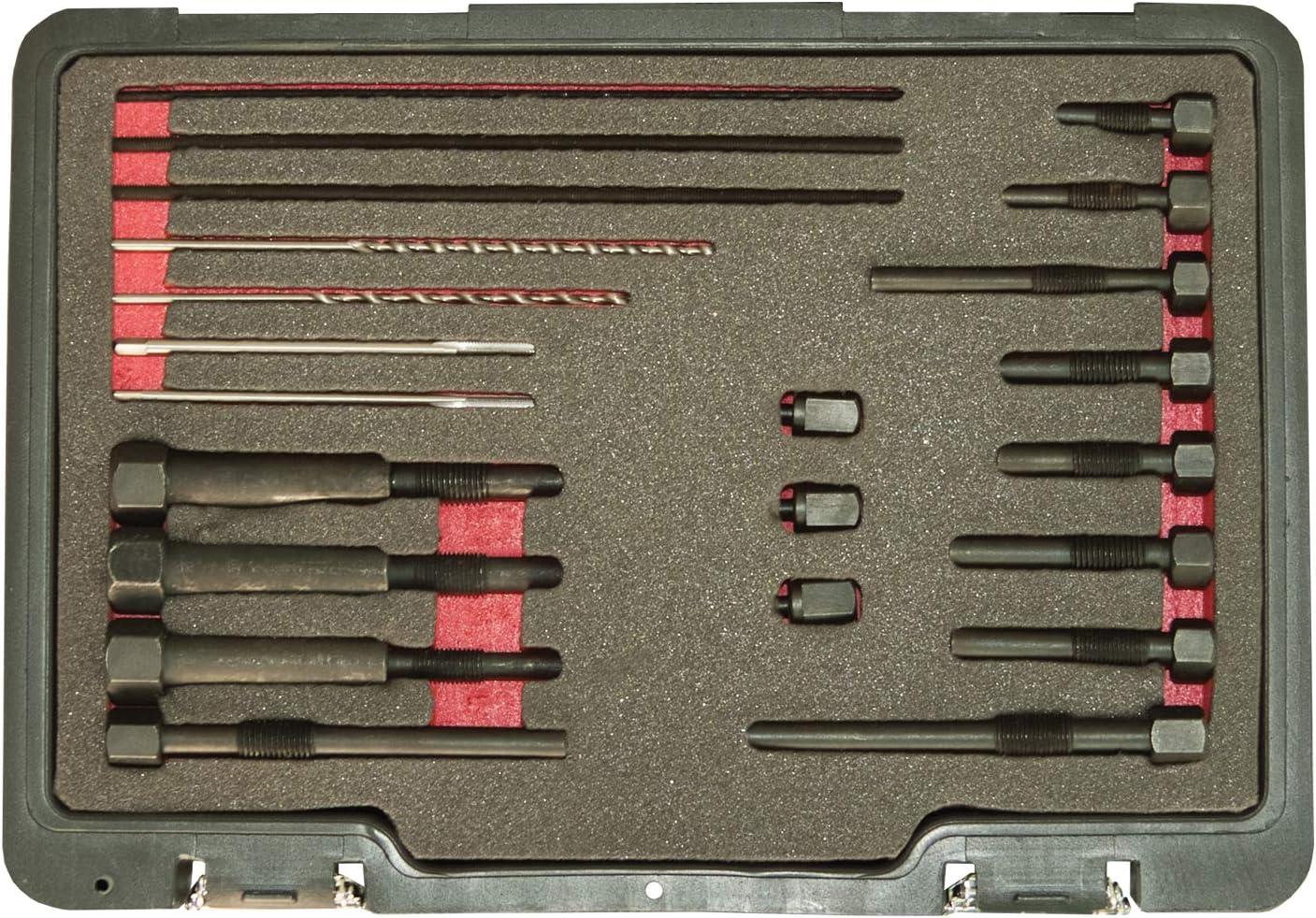 KROFtools 5600954213768 4450 Juego Extractor de Calentadores