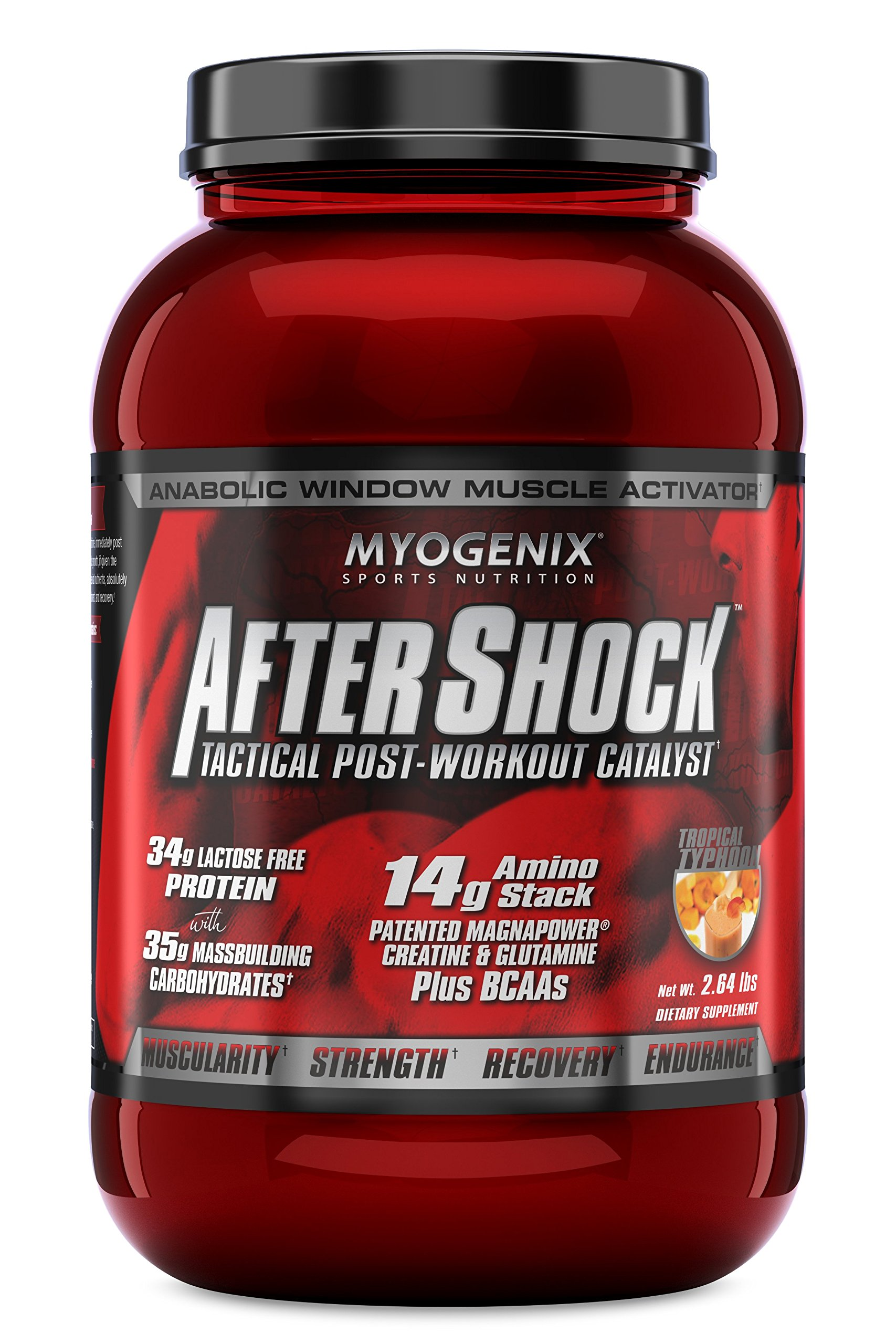 Myogenix Aftershock Tropical Typhoon 2.64Lb