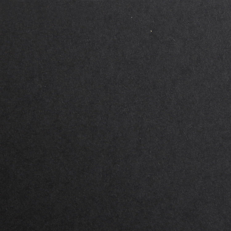 Clairefontaine マヤ色 滑らかなお絵かき用紙 120g A4 ブラック 25枚パック B000KT9BJW