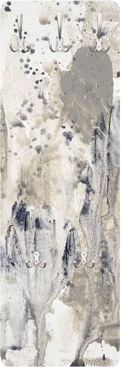 Bilderwelten Appendiabiti a Parete Salone con Gancio Bambini Home of Scoiattoli 139 x 46cm
