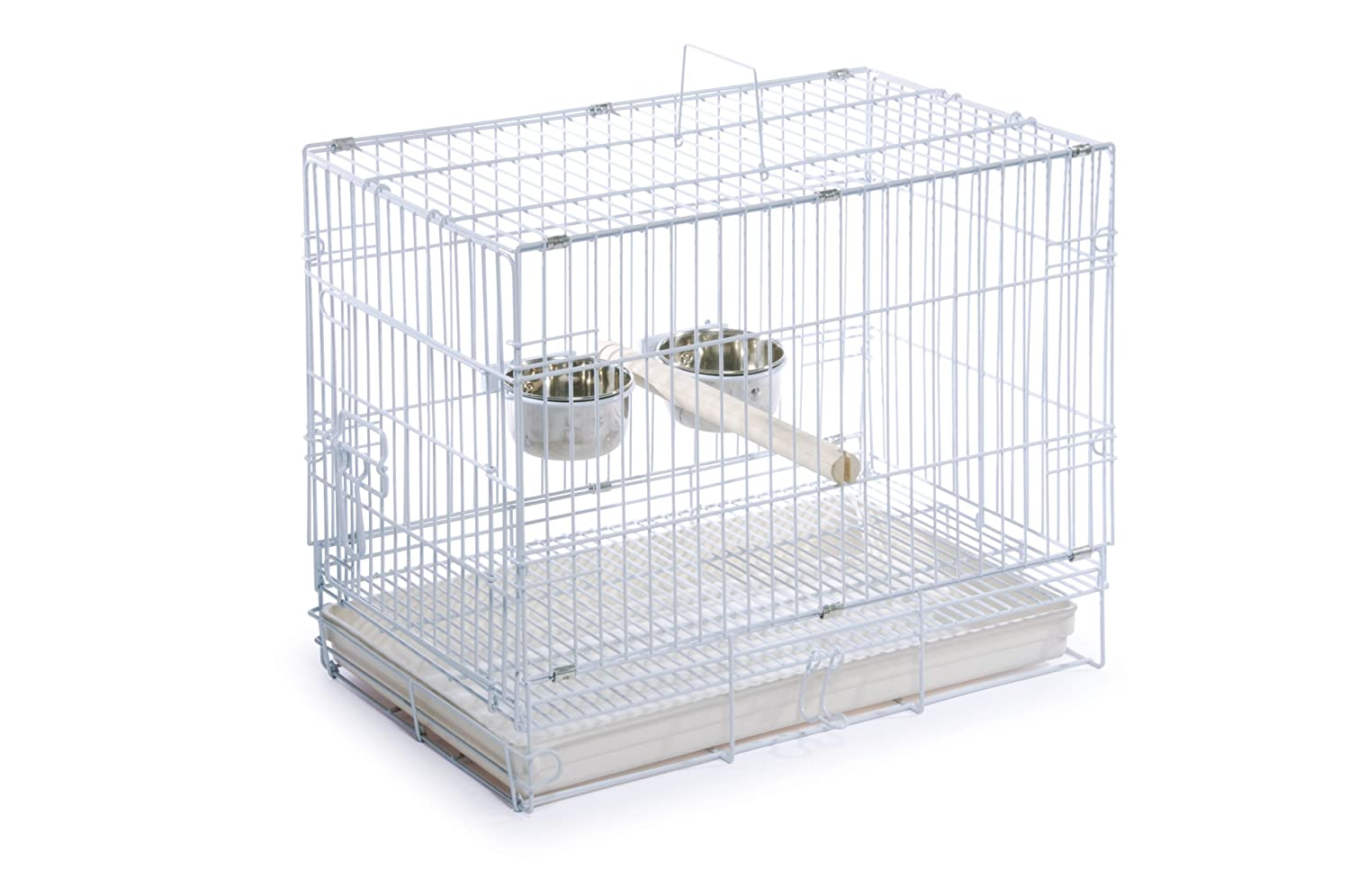 Prevue Hendryx Travel Bird Cage