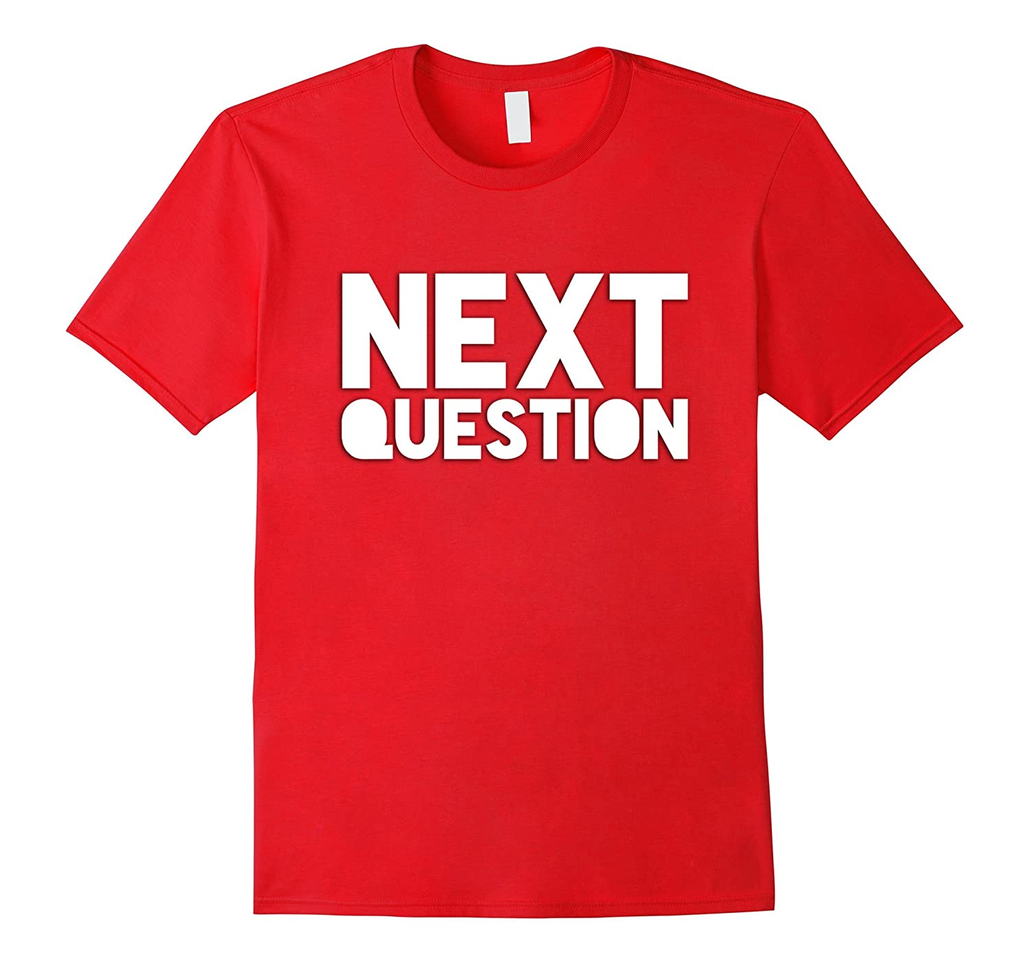 Next Question Mood Design T-shirt-TH