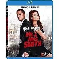 Mr. & Mrs. Smith on Blu-ray