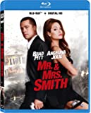 Mr. & Mrs. Smith [Blu-ray]