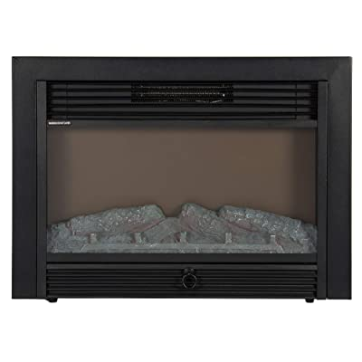 VD-51075WH Embedded Fireplace Electric Insert