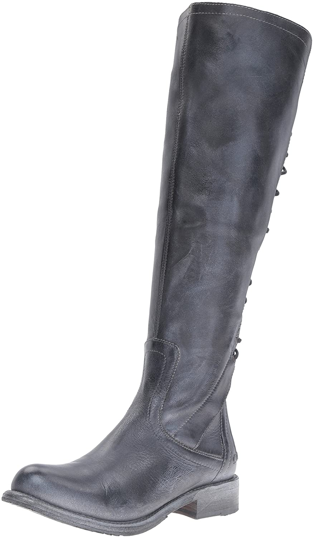 Bed|Stu Women's Surrey Boot B005AYTX2C 9 B(M) US|Black Rustic/Blue