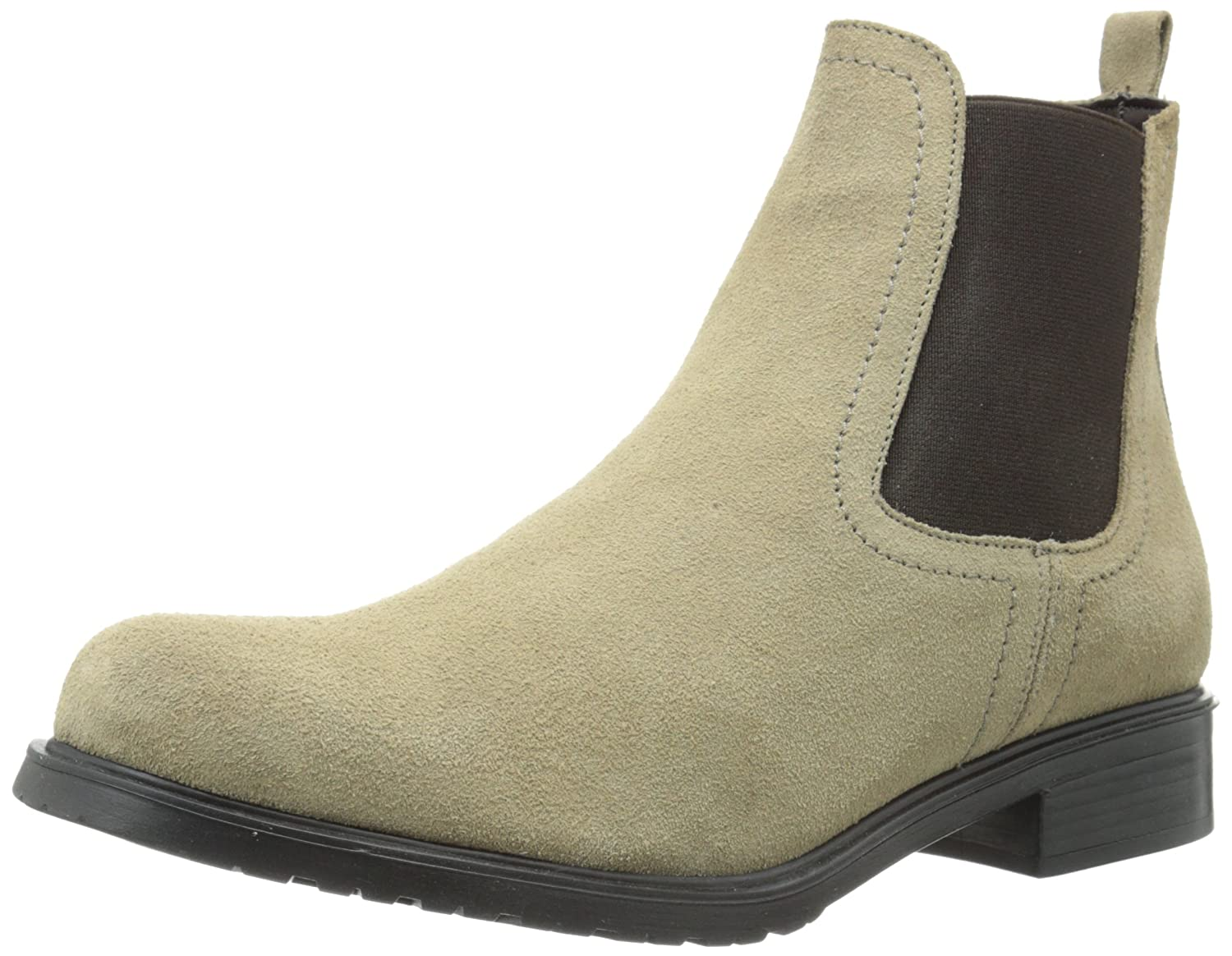 The FLEXX Women's Shetland Boot B00TI6OR88 10 B(M) US|Desert Suede