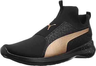 Rebel Mid WNS Mettallic Sneaker