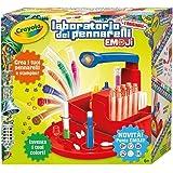 Crayola 74-7070 - Laboratorio dei Pennarelli Punte Emoji