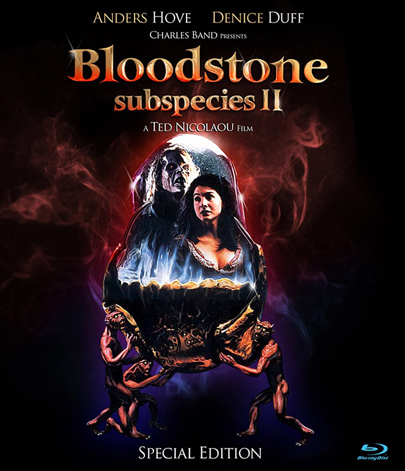 Subspecies II: Bloodstone [Blu-ray] Various Ted Nicolaou Charles Band Allegro