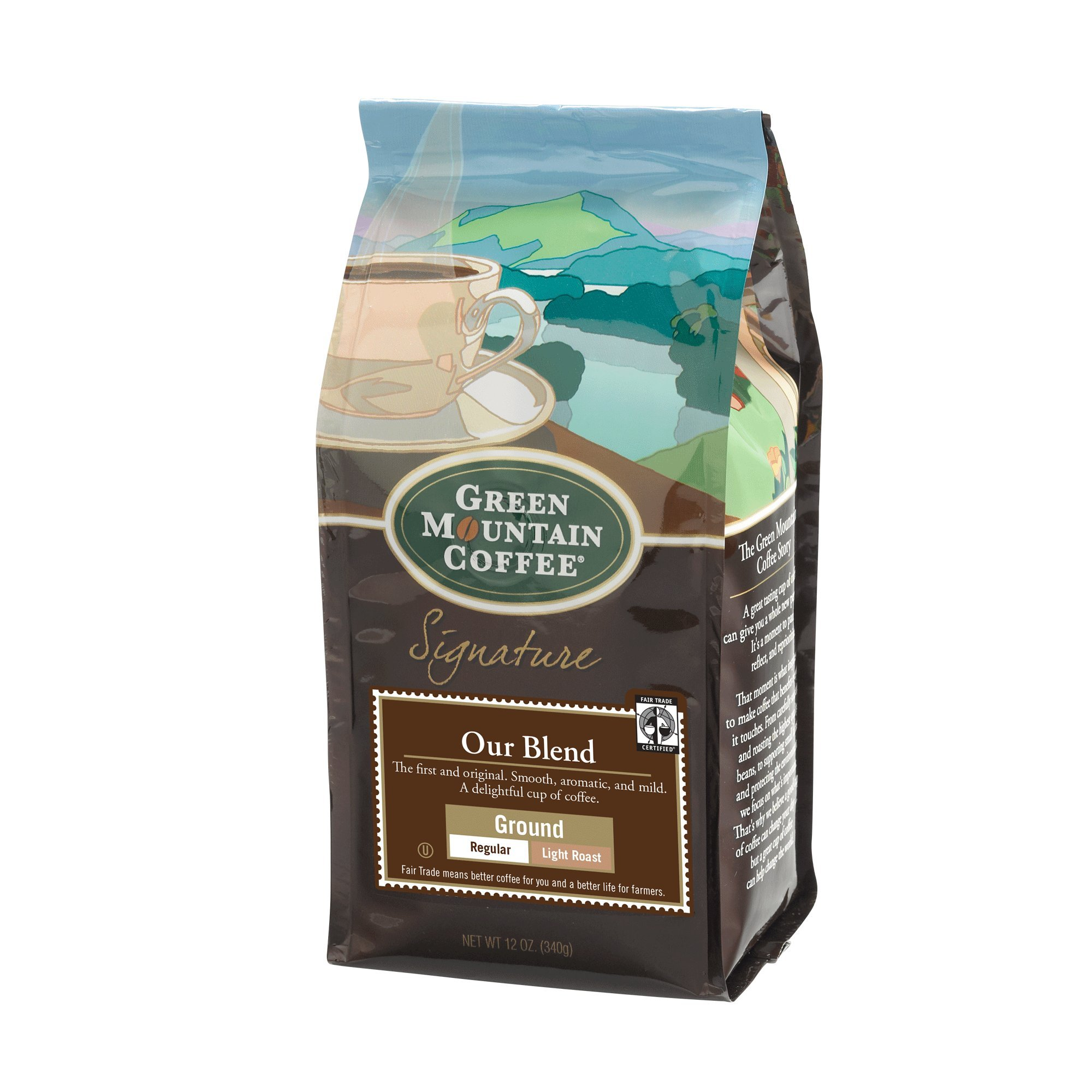 Green Mountain Coffee Our Blend, 12 Ounces