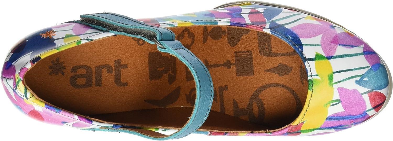 ART Harlem, Women's Closed-toe heeled shoes Multicolour Clovers