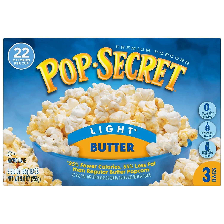 recipe: gourmet microwave popcorn light butter calories [8]