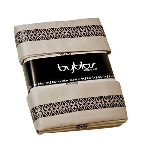 competitive price de189 c397a BYBLOS home couture-Completo lenzuola matrimoniale ricamato ...