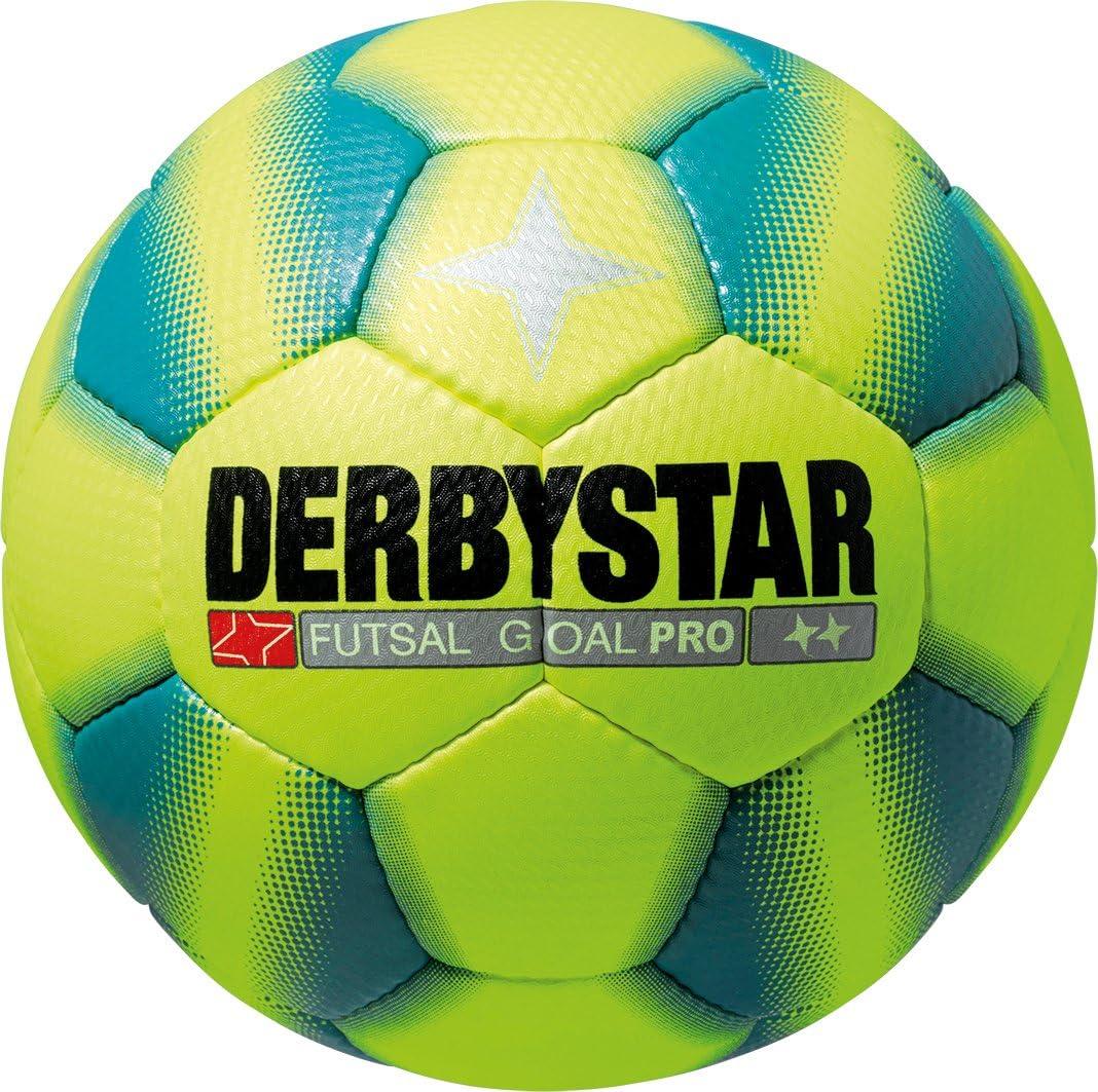 Derbystar Futsal Goal Pro, Amarillo/Azul, 4, 1082400560: Amazon.es ...