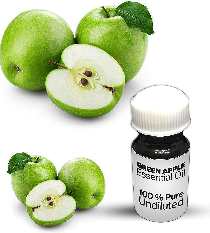 Green Apple Essential Oil / 100% Pure Green Apple Undiluted Essential Oil Premium Quality (25 ML)