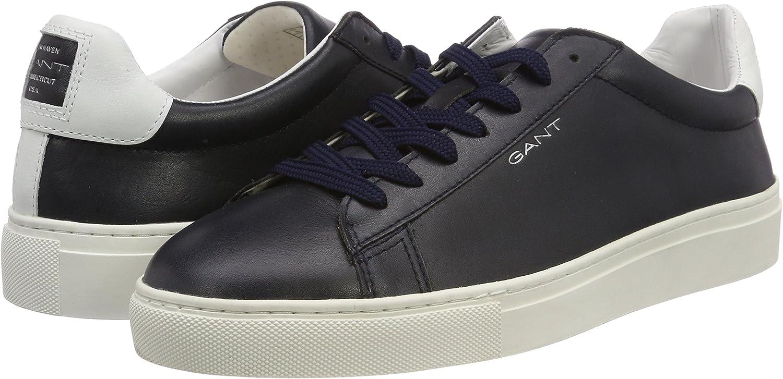 Gant Hero Da Uomo Scarpa calzature-Blu Marine Tutte Le Taglie