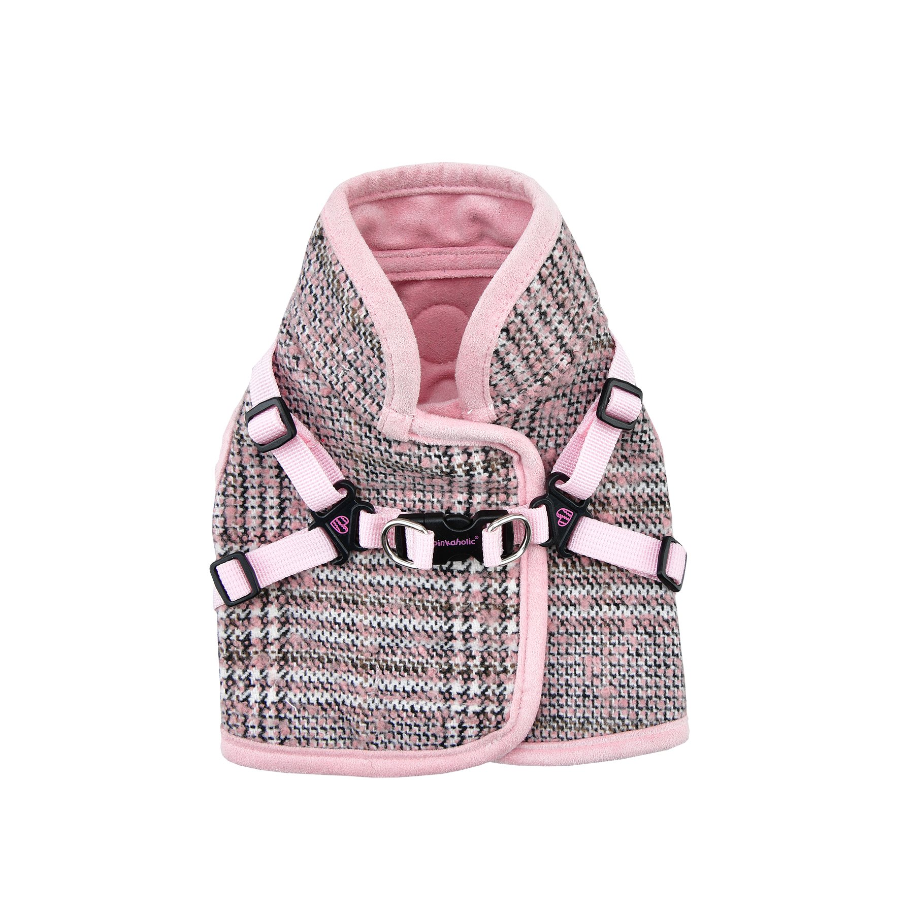 Pinkaholic New York DA Vinci Harness V - Indian Pink - L by Pinkaholic New York