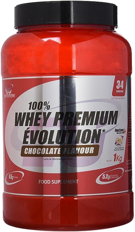 EU Nutrition 100% Whey Premium Évolution Choco - 1000 gr ...