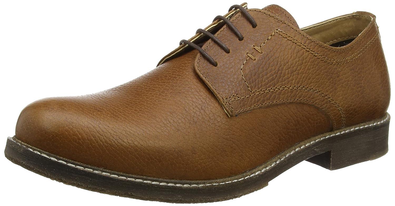 TALLA 44 EU. REK69|#Red Tape Marlow, Zapatos de Cordones Derby para Hombre